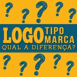 Descubra a diferença entre logo, logotipo e logomarca