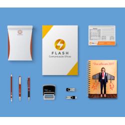 Como montar um kit de materiais de escritório